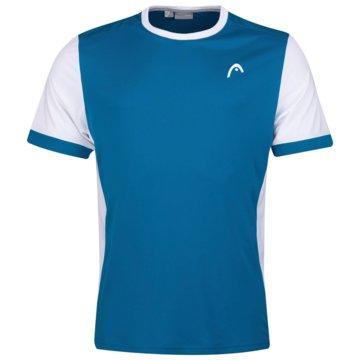 Head T-ShirtsDAVIES T-SHIRT M - 811301 blau