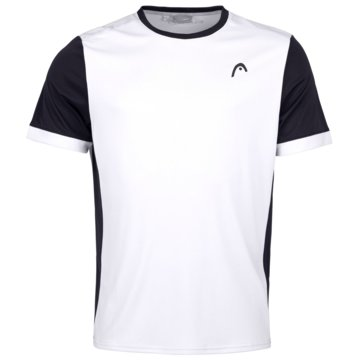 Head T-ShirtsDAVIES T-SHIRT M - 811301 weiß