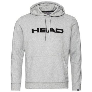 Head HoodiesCLUB BYRON HOODIE M - 811449 grau