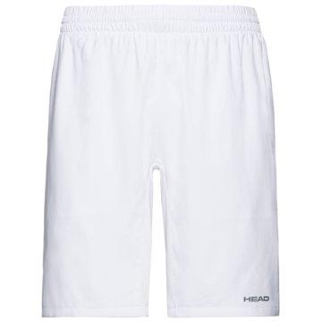 Head TennisshortsCLUB BERMUDAS B - 816349 weiß