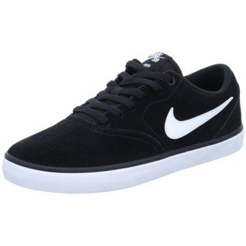 Nike Street LookSneaker schwarz