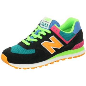 New Balance Sneaker LowML574 D - 824831-60 schwarz