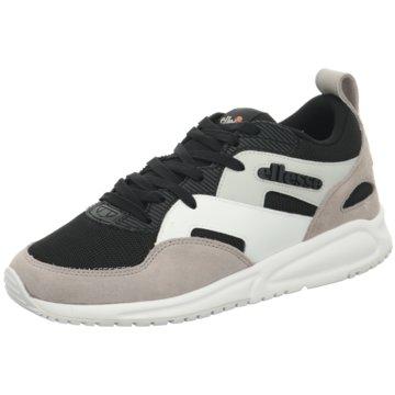 Ellesse Sneaker Low schwarz