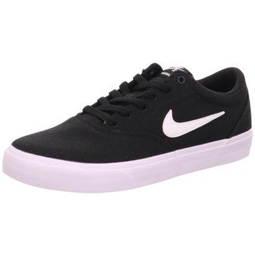 Nike Sneaker LowSB CHARGE CANVAS - CD6279-002 schwarz