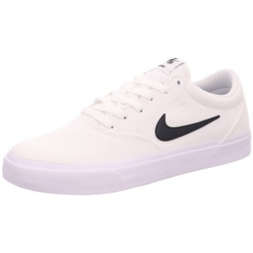 Nike Sneaker LowNike SB Charge Solarsoft Textile - CD6279-101 weiß