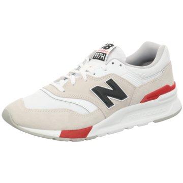New Balance Sneaker LowCM997HVW - CM997HVW weiß