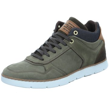 Bullboxer Sneaker High oliv