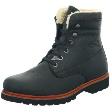 Panama Jack Boots CollectionAviator schwarz