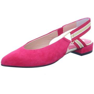 Maripé Slingpumps pink