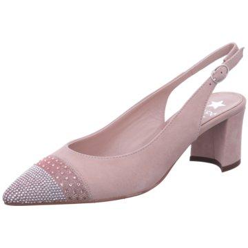 Maripé Top Trends Pumps rosa