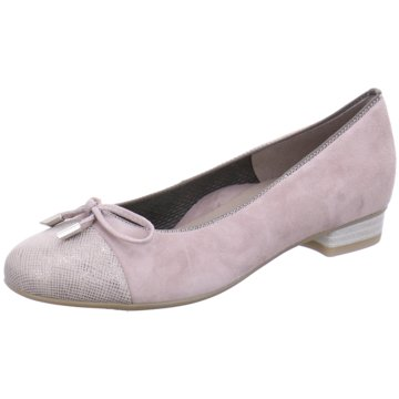 ara Klassischer Ballerina grau