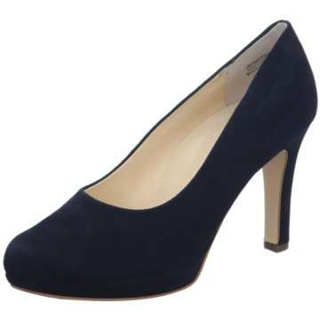 Paul Green Plateau Pumps blau