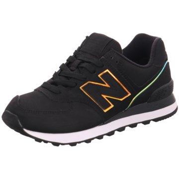 New Balance Sneaker LowWL574 B - 819581-50 schwarz