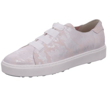 Marc Cain Sneaker Low silber