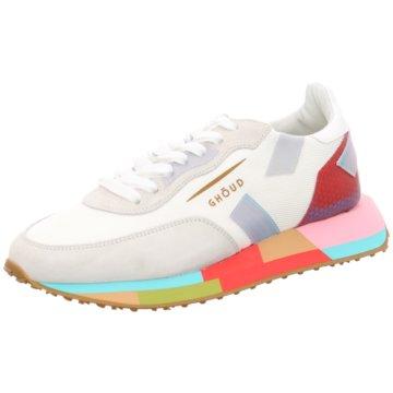Ghoud Sneaker Low weiß