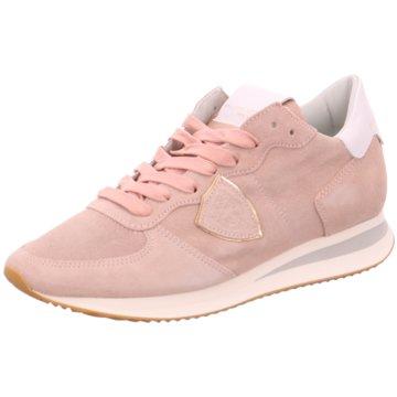 Philippe Model Sneaker Low rosa