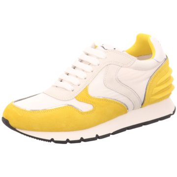 Voile Blanche Sneaker gelb