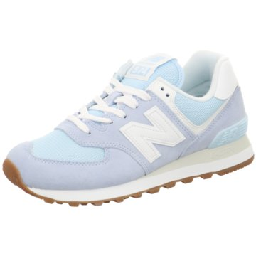 New Balance Sneaker LowWL574PE2 blau