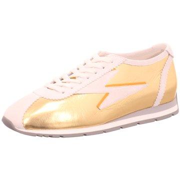 Kennel + Schmenger Sneaker gold
