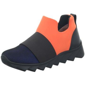 Marc Cain Sportlicher Slipper orange