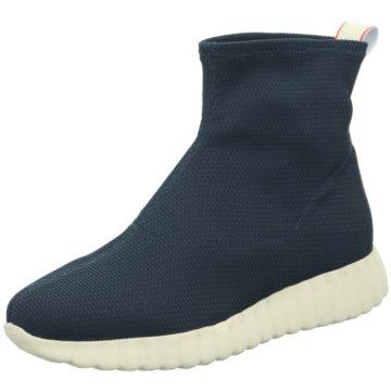 Pedro Miralles Sneaker High blau