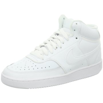 Nike Sneaker HighCourt Vision Mid Women weiß