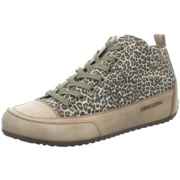 Candice Cooper Sneaker High beige
