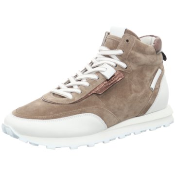 Kennel + Schmenger Sneaker High beige