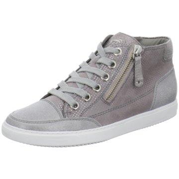 Paul Green Sneaker HighSneaker grau