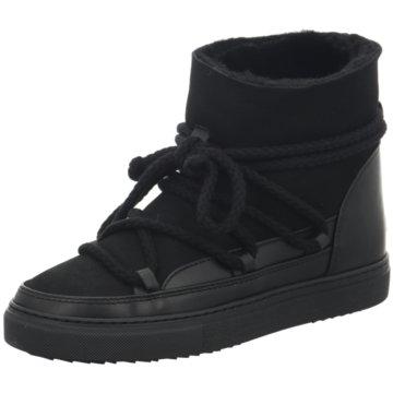 INUIKII WinterbootSneaker Classic schwarz