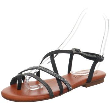 ELENA Italy Sandalette schwarz