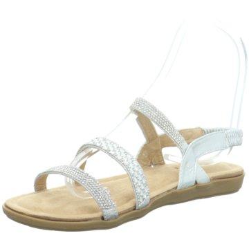 OOG Sandale silber