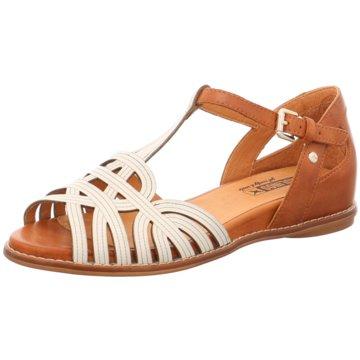 Pikolinos Sandale weiß
