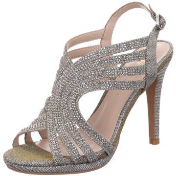 Alma en Pena Top Trends High Heels silber