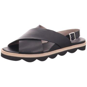 La Cabala Top Trends Sandaletten schwarz