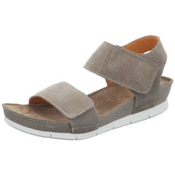 Ca Shott Komfort Sandale grau