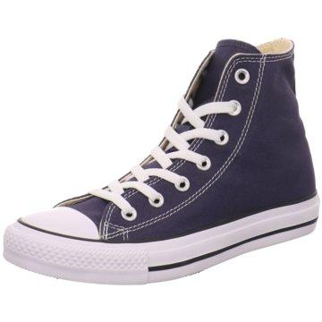Hengst Footwear Sneaker HighHoch Schnürrer blau