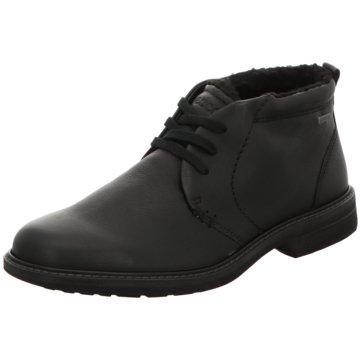 Ecco Komfort Stiefel schwarz