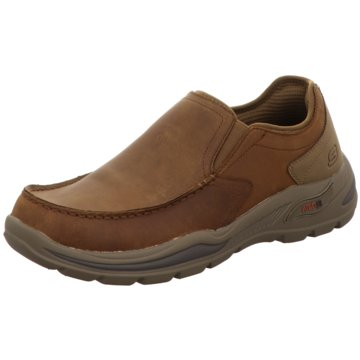 Skechers Slipper braun