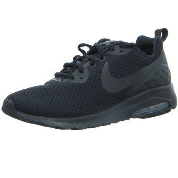 Nike Street LookAir Max Motion LW schwarz