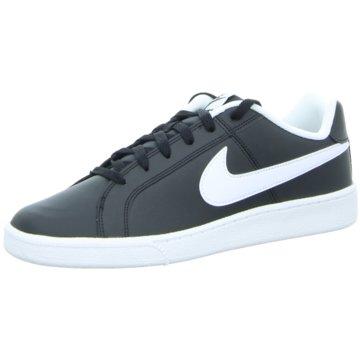Nike Sneaker SportsCourt Royale schwarz