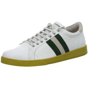 Blackstone Sneaker weiß