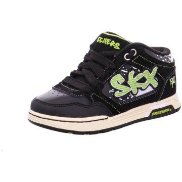 Skechers Skaterschuh schwarz