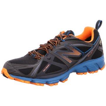 New Balance Trailrunning blau