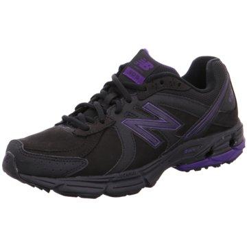 New Balance Trailrunning schwarz
