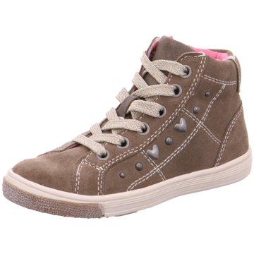 Softwaves Sneaker High grau
