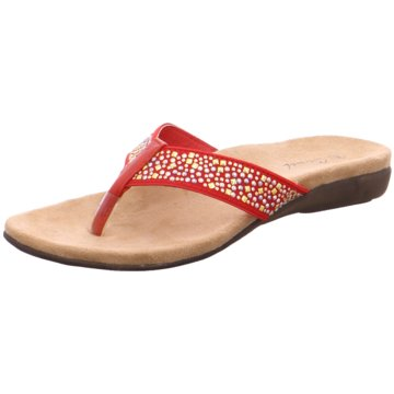 Hengst Footwear Zehentrenner rot