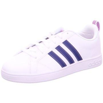 adidas Sneaker LowVS ADVANTAGE weiß