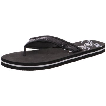 Hengst Footwear Bade- Zehentrenner schwarz