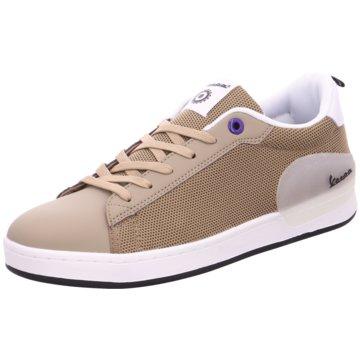 Vespa Sneaker Low braun